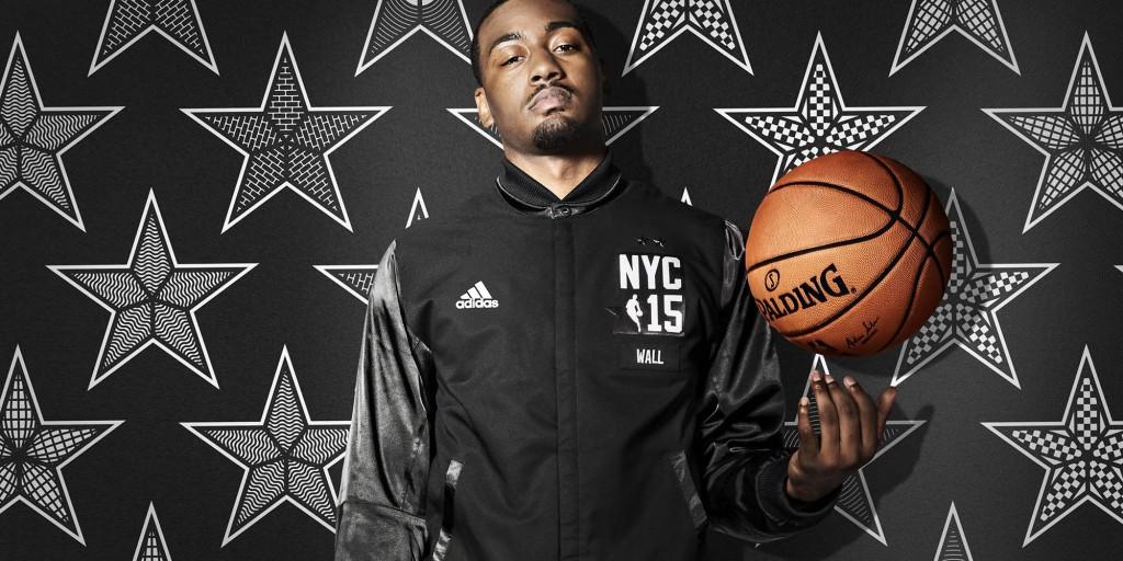 adidas John Wall NBA All-Star 2015 3 H