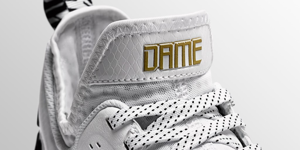 adidas D Lillard 1  (S85167) Detail 1 H