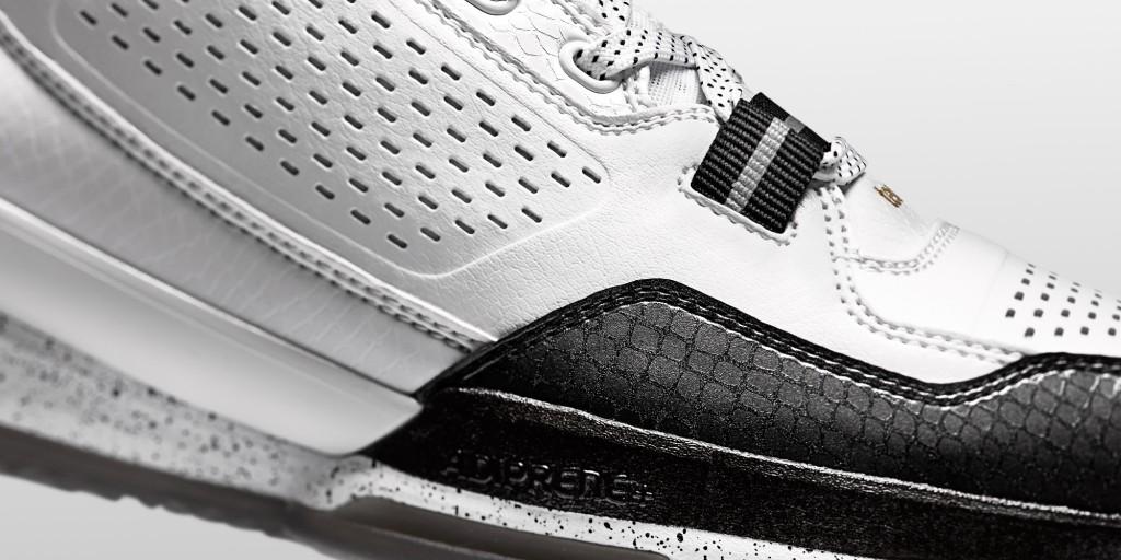 adidas D Lillard 1 (S85167) Detail 3 H