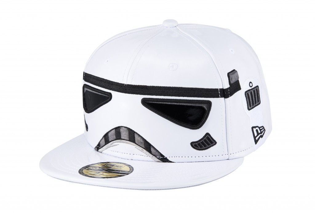 6_59FIFTY STAR WARS_STORM TROOPER CAP_001