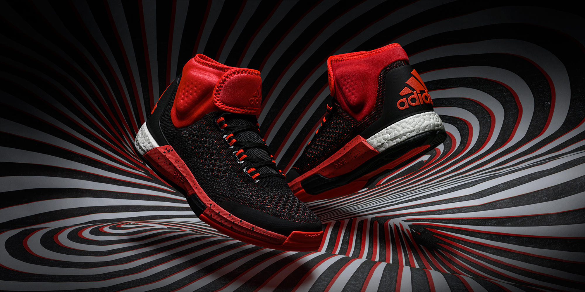 new style ef52e c4dda ... VIVID RED S13POWER RED bei KICKZ.com. adidas crazy light boost mid 2015