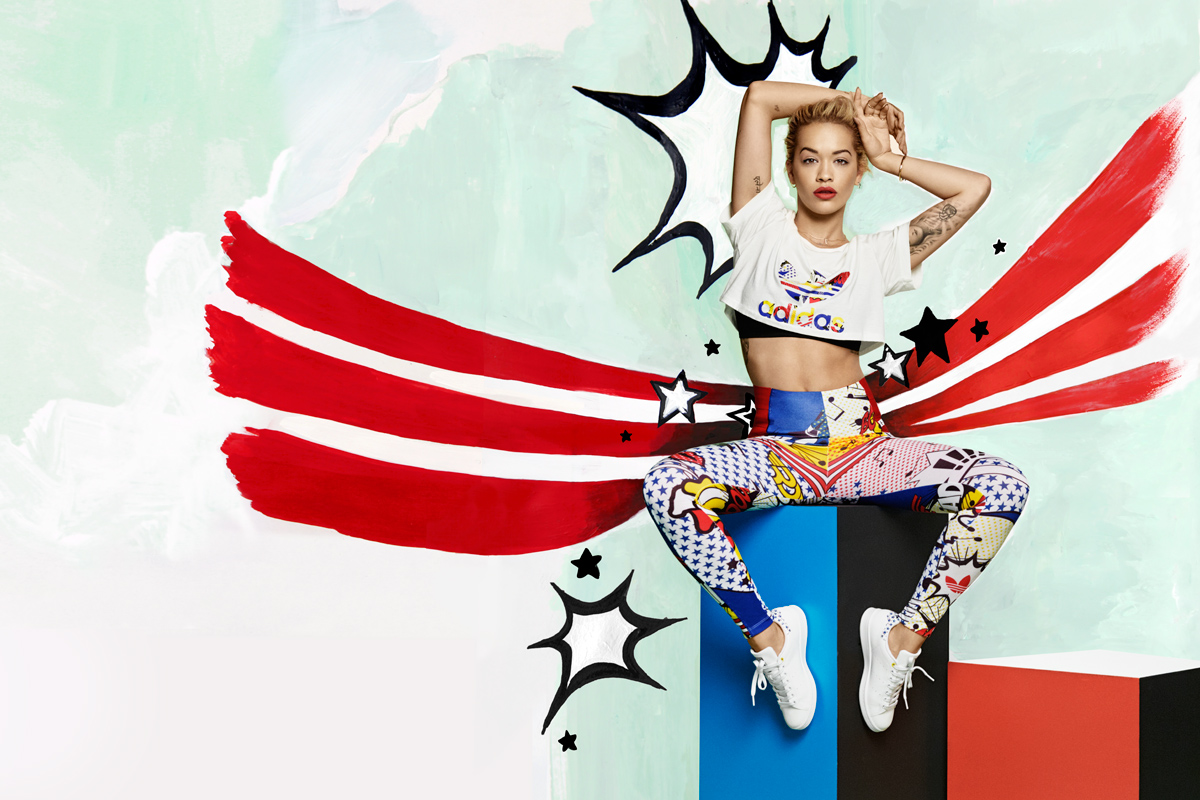 ADIDAS – Originals by RITA ORA