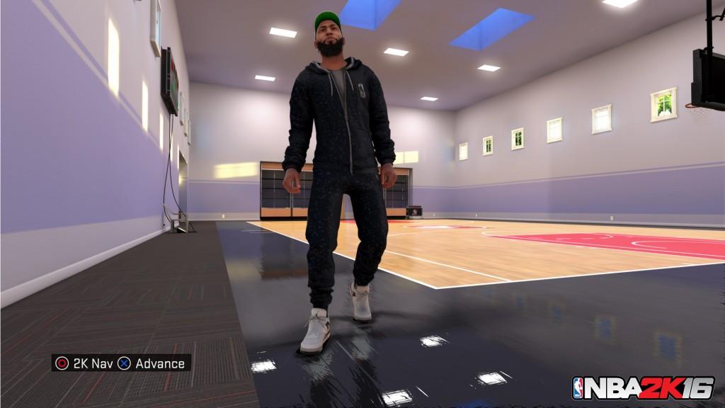 2K NBA 2K16 Screenshot Pigalle