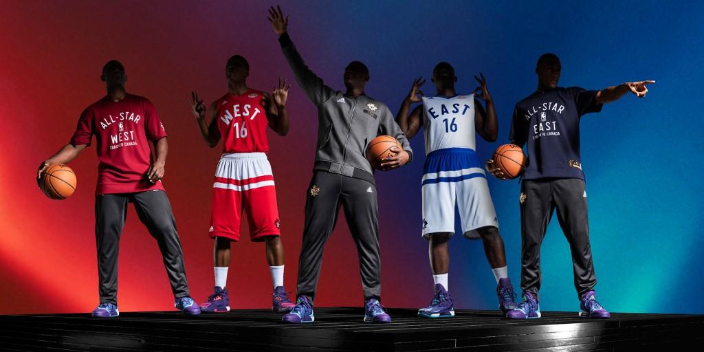 adidas-NBA All-Star Full, H