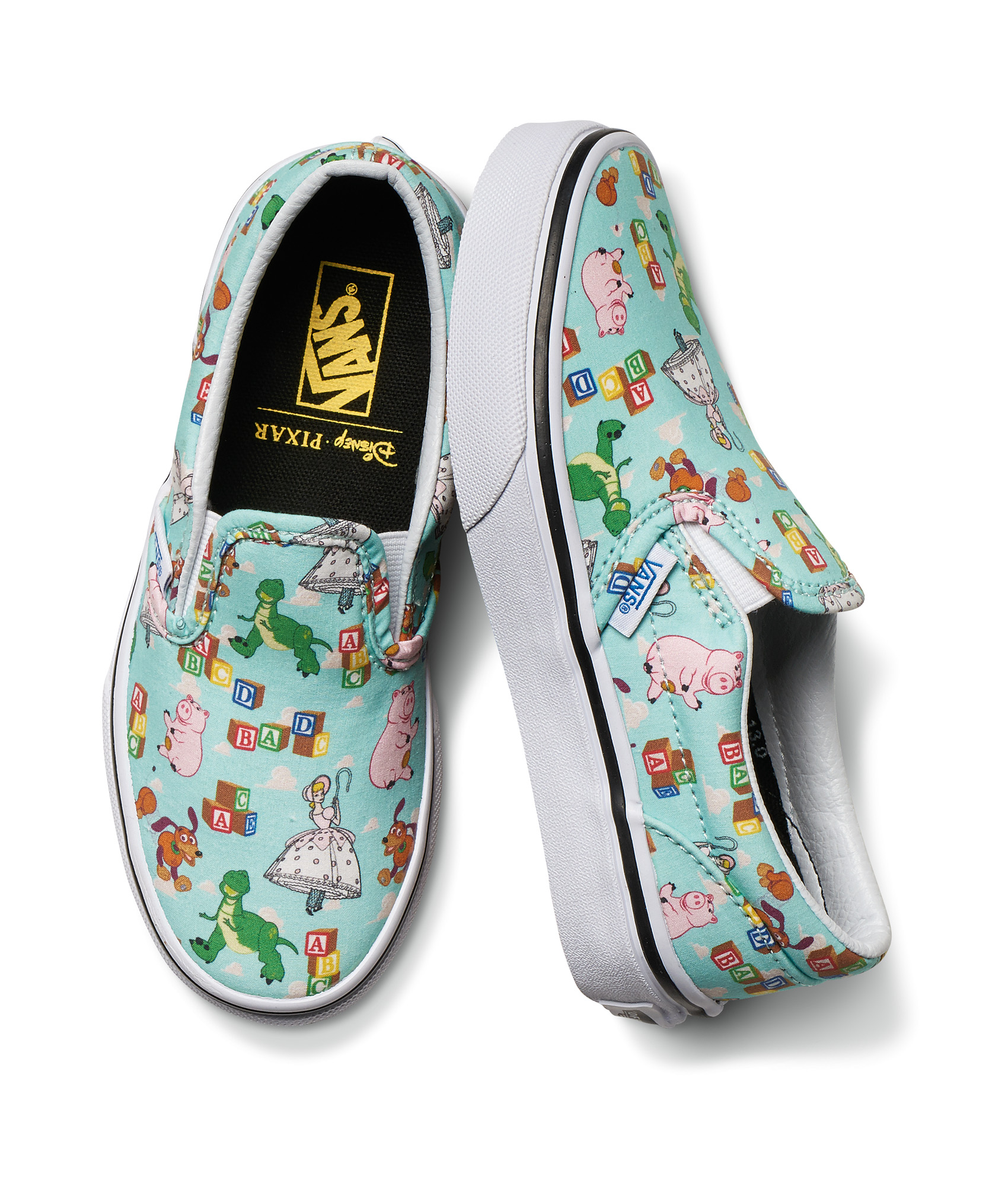 vans toy story adulte