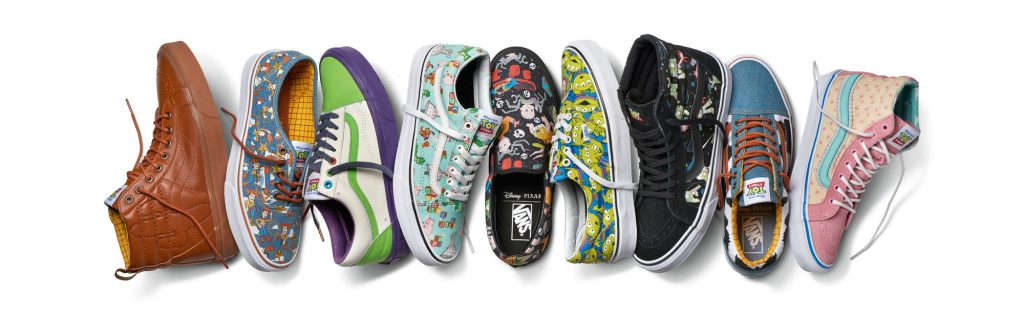 VANS – Collection TOY STORY – JUMPER.ZONE