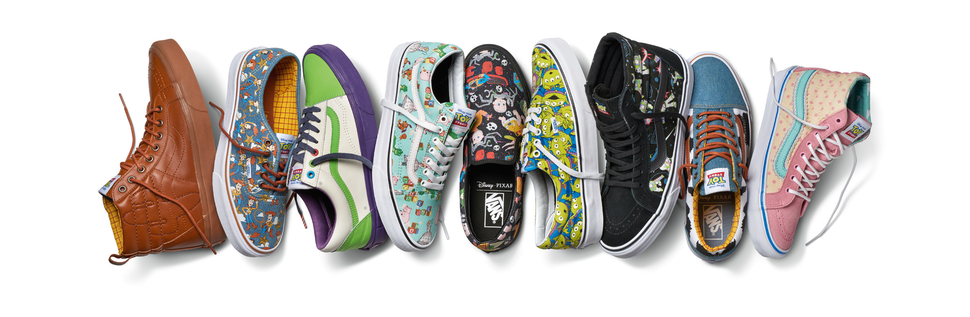 vans adulte toy story
