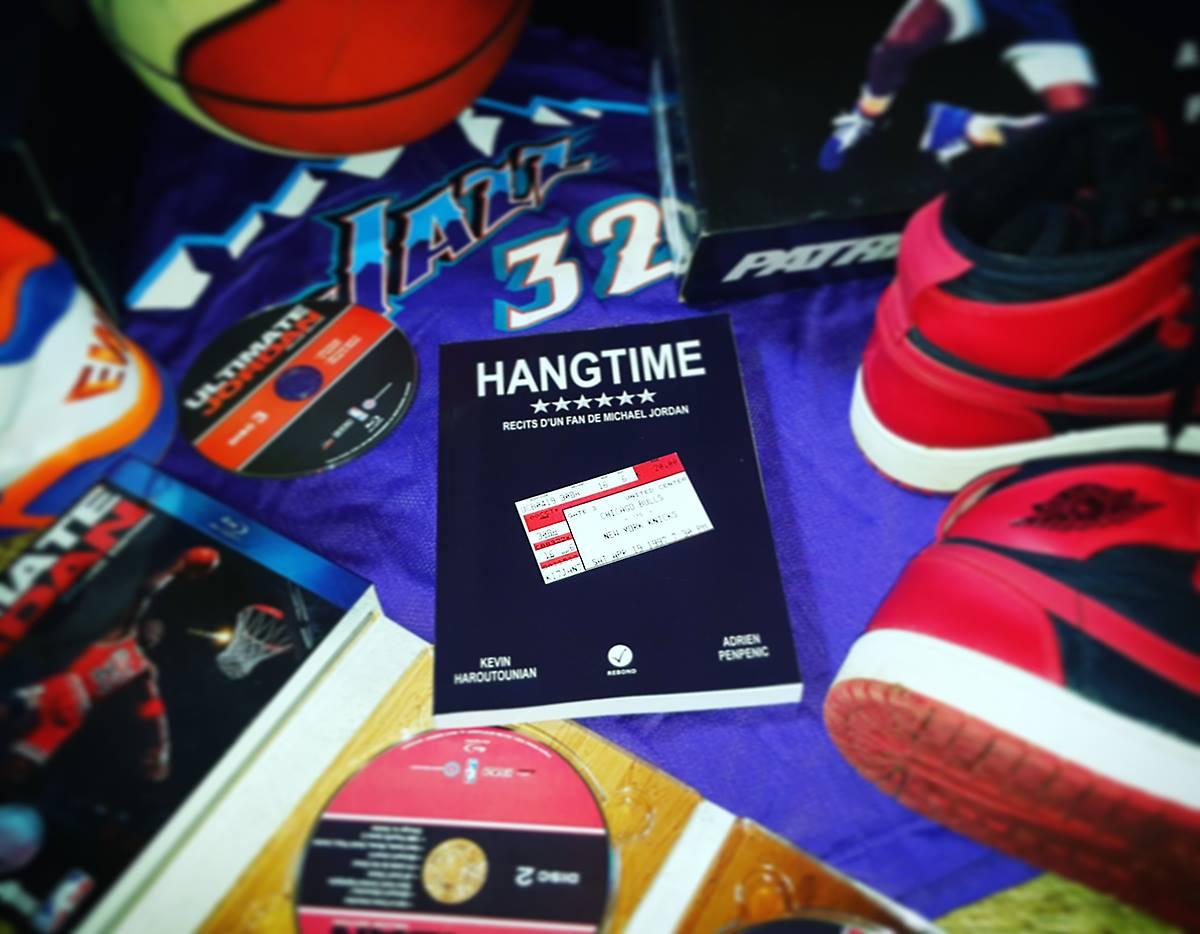 regarder d4e46 8d2de HANGTIME « Récits d'un fan de Michael Jordan » – Livre ...